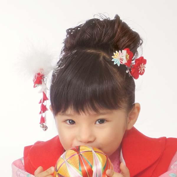 髪型 七五三髪型作り方 : kamigataviogrow.blogspot.com